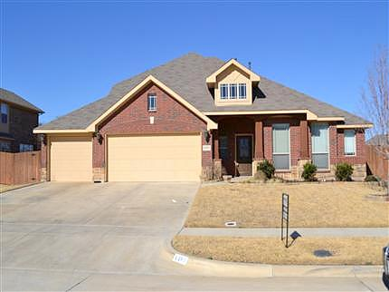 Lease to Own Home on Waterford Glen Mansfield, TX