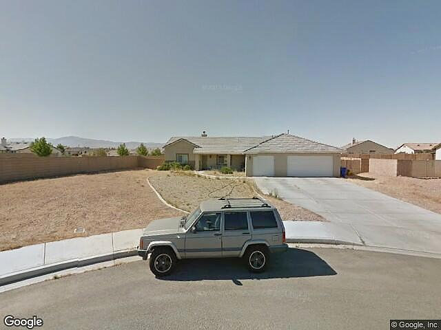 Lease to Own Home on Reliance Apple Valley, CA