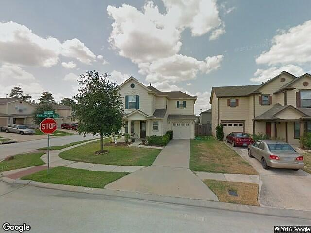 Lease to Own Home on Seven Sisters Tomball, TX