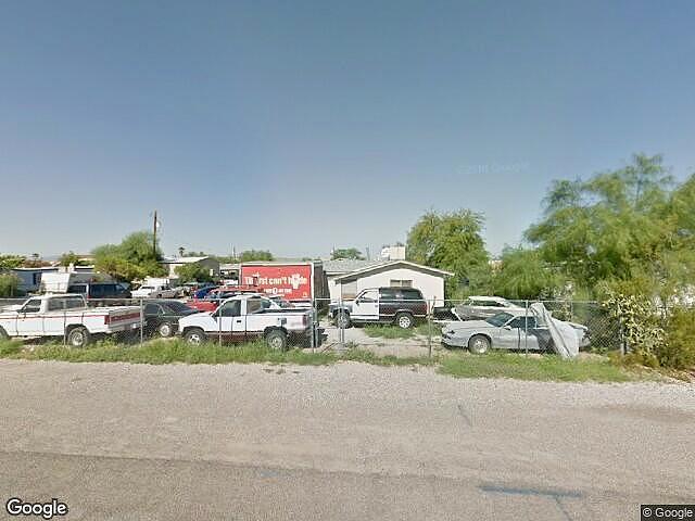 Lease to Own Home on Bonney Tucson, AZ