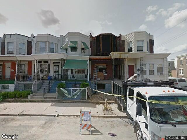 Lease to Own Home on Christian Philadelphia, PA