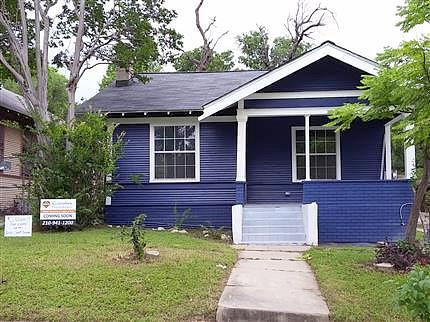 Lease to Own Home on Mistletoe San Antonio, TX