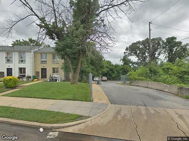 Lease to Own Home on Douglass Se Pl Washington, DC
