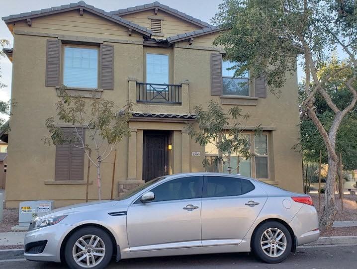 Lease to Own Home on Ponderosa Gilbert, AZ