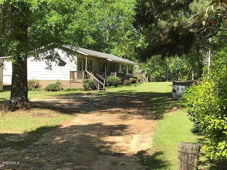 Lease to Own Home on Curve Wiggins, MS