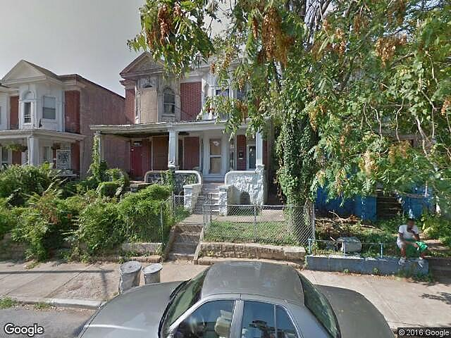 Lease to Own Home on Riggs Baltimore, MD