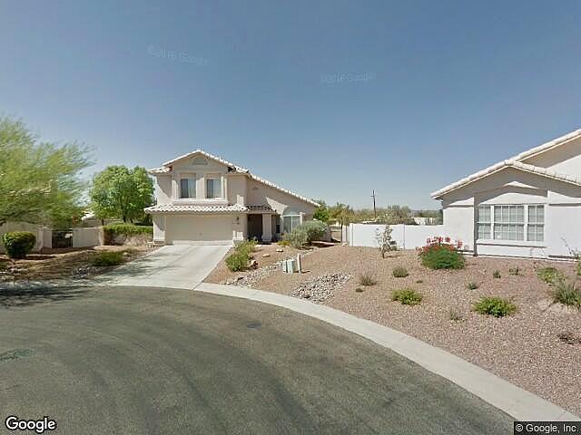 Lease to Own Home on Grand Cypress Tucson, AZ