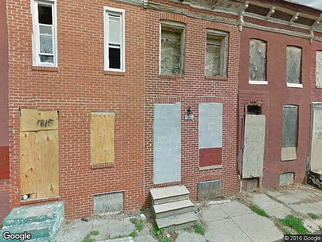 Lease to Own Home on Etting Baltimore, MD